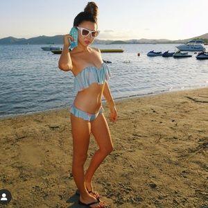 Beach riot unicorn bikini